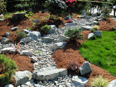 Landscape Material Creek Creek Bed Projects Washington Rock
