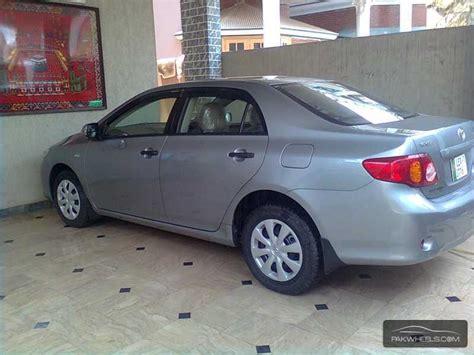 2010 Toyota Corolla For Sale Used Toyota Corolla Gli Vvti 2010 Car For Sale In Lahore