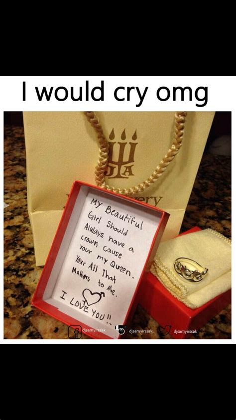 best gift for wife on her birthday this is soooo cute and sweet rings pinterest