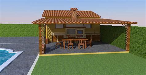 disegno tettoia in legno tettoia in legno
