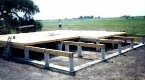 House Plans On Piers And Beams Pier And Beam Foundation House Plans Arts
