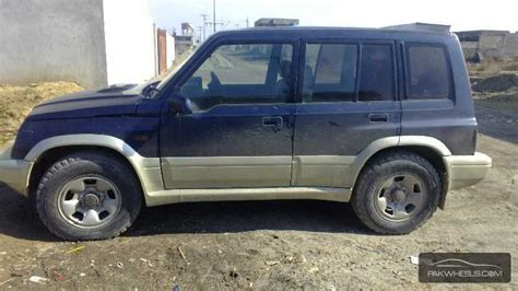 Suzuki Vitara 97 Model Suzuki Vitara 1997 For Sale In Rawalpindi Pakwheels