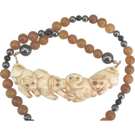 charming bead shop charming monkeys hemitite and glass bead