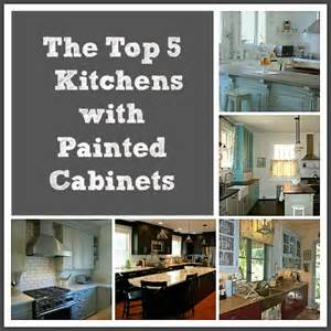 Kitchen Cabinets Gray vote for your favorite kitchen with painted cabinets