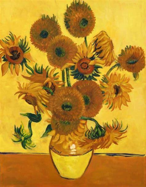 deco perete by arbex art decor picturi picturi celebre pictura pictura quot floarea soarelui quot reproducere van gogh