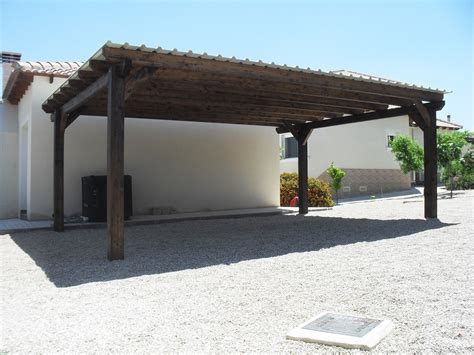 Timber Car Port by Car Port Photos Timber Carport Cos Murcia