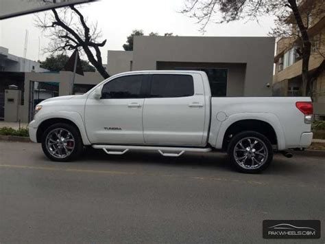 2010 Toyota Tundra For Sale Used Toyota Tundra 2010 Car For Sale In Lahore 791857