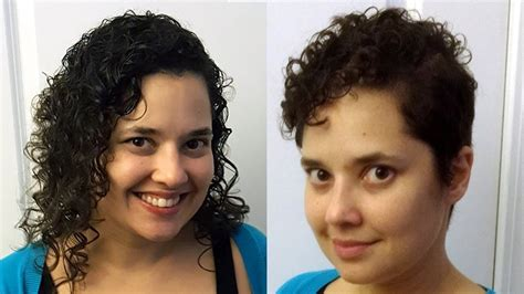 hot to perm new growth on shorr pixie hair cut natural curly hair pixie cut before and after youtube