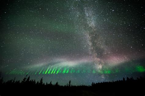 what are the northern lights called type of northern lights discovered named steve