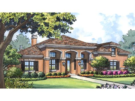 spanish ranch house plans boca grande spanish ranch home plan 047d 0193 house