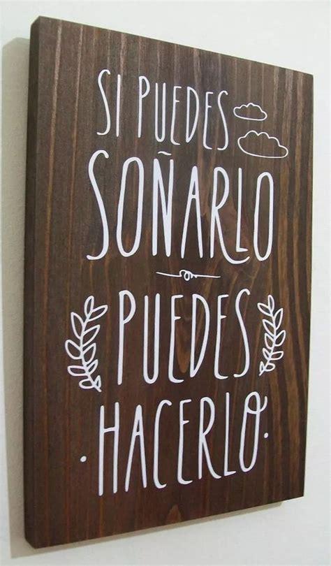 decoraciones de cuadros cuadros con frases en madera modernos decoraci 243 n 20x30