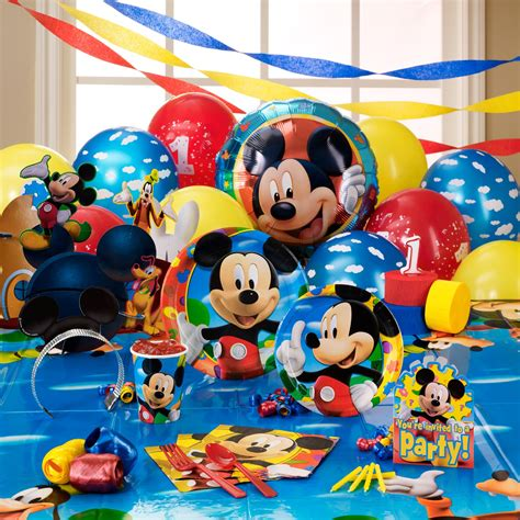 Mickey Mouse Clubhouse 1st Birthday Decorations by Mickey Mouse Clubhouse Birthday Bilder Bloguez