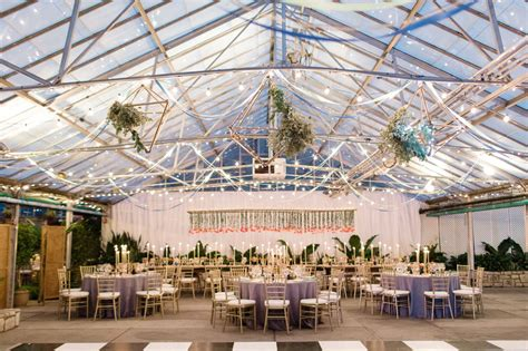Bohemian Pennsylvania Greenhouse Wedding: Christine