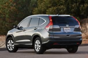 2012 Honda Crv Price All New 2012 Honda Cr V Officially Starts At 22 295