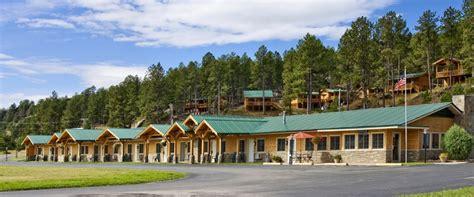 Cabins In Custer South Dakota by Lodge Cabins Custer South Dakota Rock Crest Lodge