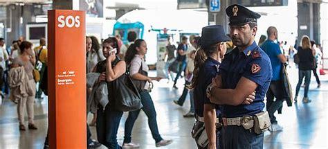 ufficio informazioni ferrovie dello stato polizia ferroviaria quot fai la differenza quot sui treni e in