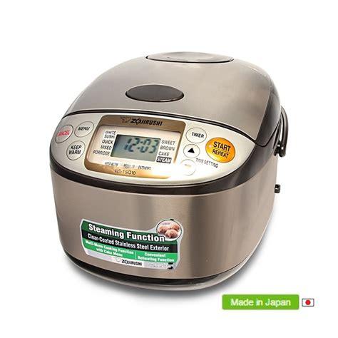 Rice Cooker Zojirushi Ns Tsq18 Xj zojirushi fuzzy logic rice cooker cuiseur 224 riz ns tsq10