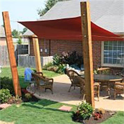 Sun Ski Patio shade sails and sail shades perfect for covering patios