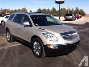 Buick Enclave 2011 For Sale 2011 Buick Enclave Cxl For Sale In Goodland Kansas