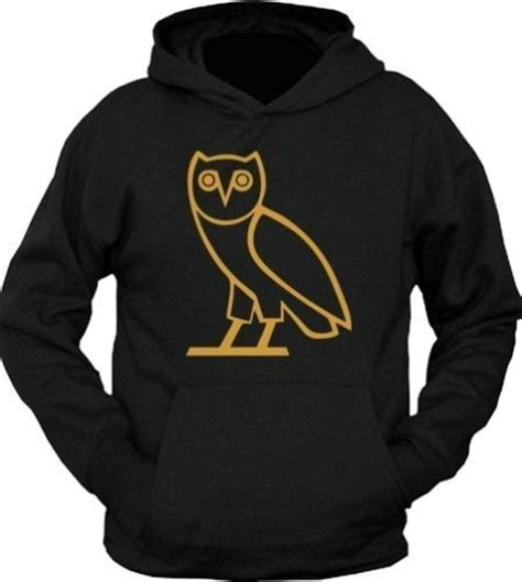 drake ovo sweater details about drake ovo octobers very own owl ovoxo black