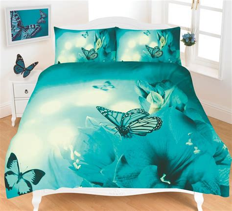 3d Duvet Cover Bedding Sets Butterfly 3d Effect Duvet Cover Bedding Set Ebay