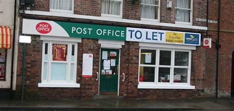 former lymm post office set to be new home for st s