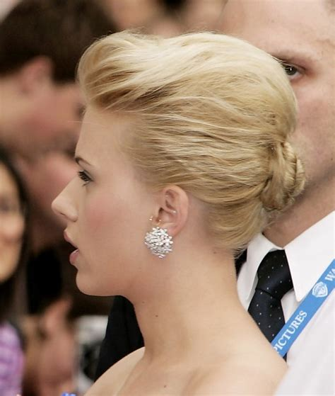 Johansson Side by 1000 Images About Johansson Hair And Makeup On