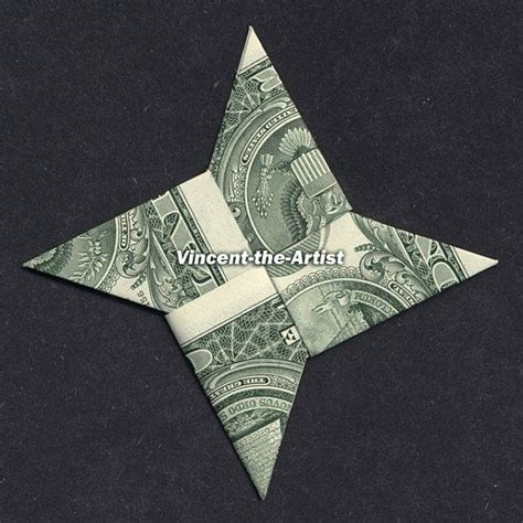 Origami Money Easy - dollar origami easy to fold