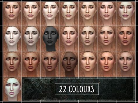 sims 4 cc skin colors 23 best sims 4 skin details images on pinterest sims 4