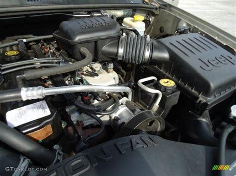 Inline V6 Jeep Engine 2004 Jeep Grand Laredo 4x4 4 0 Liter Ohv 12v