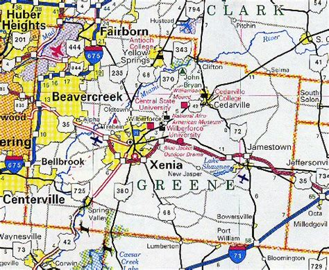 Greene County Records Map Of Greene County Greene 28 Images Opinions On Greene County Missouri Greene