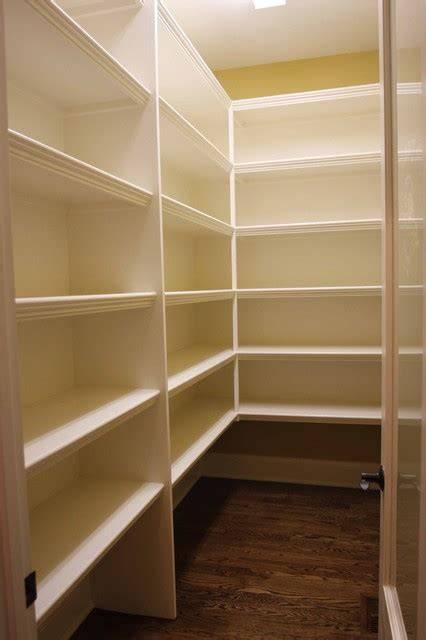 Simple Walk In Pantry Shelving A Interior Design How To Build Pantry Shelves