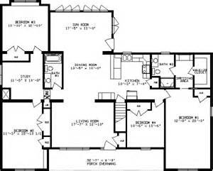 Modular Home Ranch Floor Plans by Hemlock Ranch Modular Home Floor Plans Apex Homes