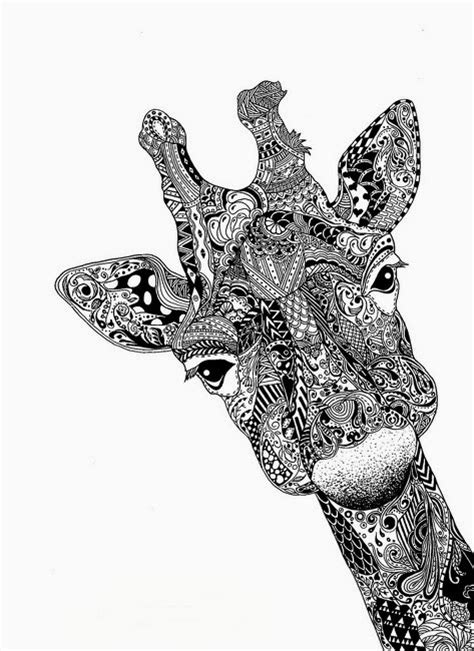pattern giraffe drawing contemporary art practice graphic design year 2 reflective