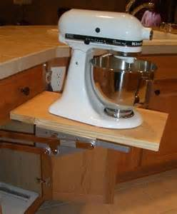 Kitchen Cabinet Lift Rev A Shelf Heavy Duty Mixer Lift Kitchenaid Woodworking Tools And Woodworking