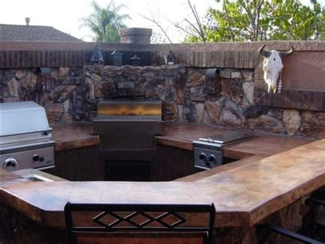 Outdoor Concrete Bar Top by Outdoor Concrete Bar Tops Yelp