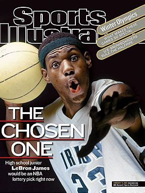 sports illustrated writers reflect on covering lebron