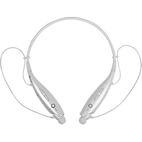Headset Bluetooth Lg Hbs 730 lg tone hbs730 bluetooth stereo headset white hbs 730 white