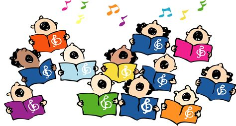 Attractive Popular Choir Songs For Church #3: Children-singing-clipart-9TRo4oBTe.jpeg