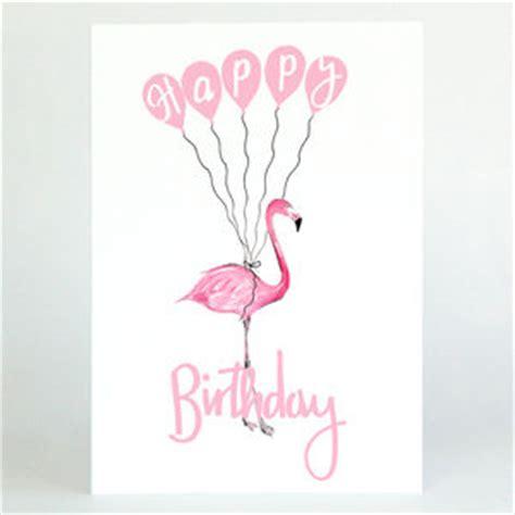 Happy Birthday Pink Flamingo Beautiful Children S Birthday Cards Notonthehighstreet
