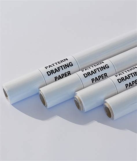 pattern drafting paper roll pattern drafting paper 10 m x 0 70 m each roll sewing