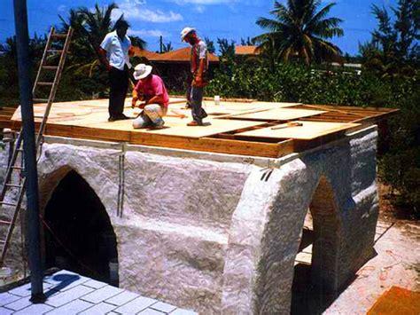 Caribbean Earth Bag Home Construction   Caribbean Land
