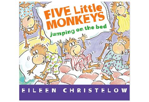 Five Monkeys Jumping On The Bed by Five Monkeys Jumping On The Bed