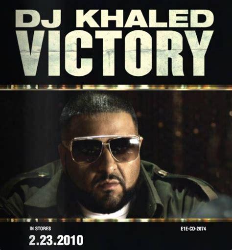 dj khaled cd dj khaled victory album flyer track list hiphop n more