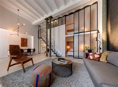 unique renovated loft apartment  spain catered