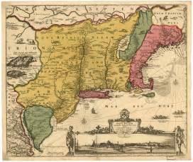 Pottery Barn Delaware File Map Novi Belgii Nov 230 Que Angli 230 Amsterdam 1685 Jpg