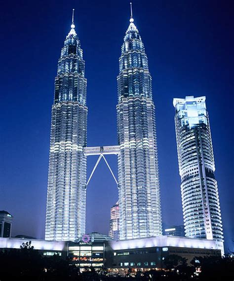 How Many Floors In Towers Malaysia by Best Structures Petronas Towers Kuala Lumpur Malaysia