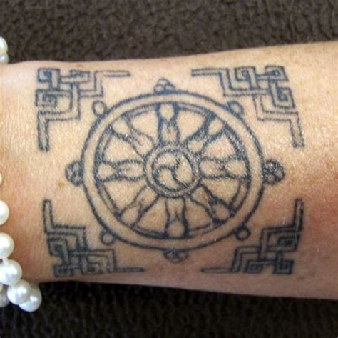 dharma tattoo designs best 25 dharma wheel ideas on standing