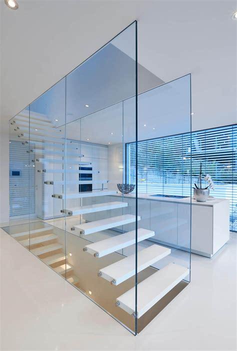 corian treppe stufen aus mineralwerkstoff varicor corian