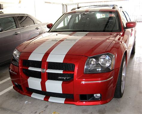 Grill Terrios Racing racing stripes